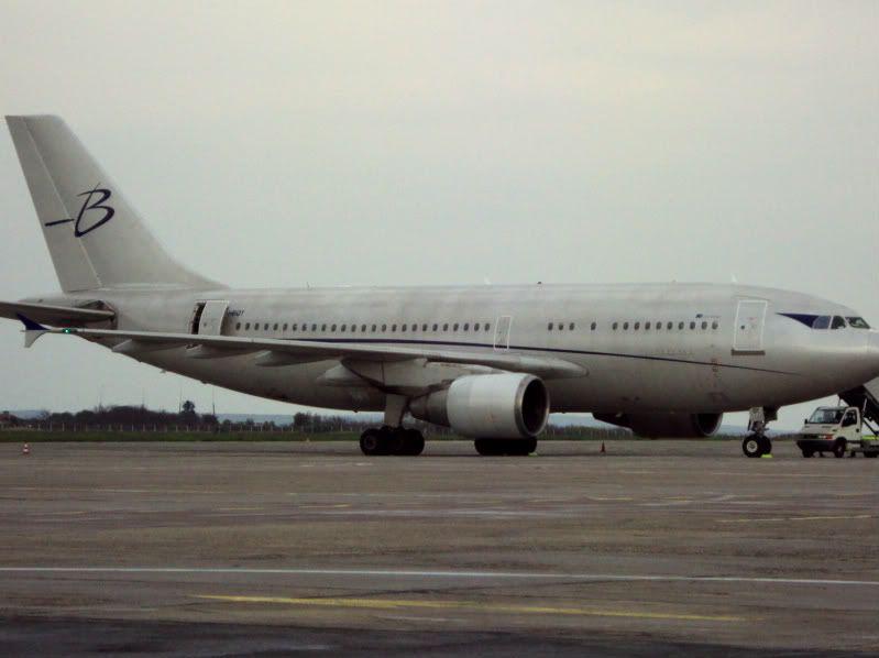 Aeroportul Timisoara (Traian Vuia) - Aprilie 2010 AirbusA310-325Blueline13aprilie2-9
