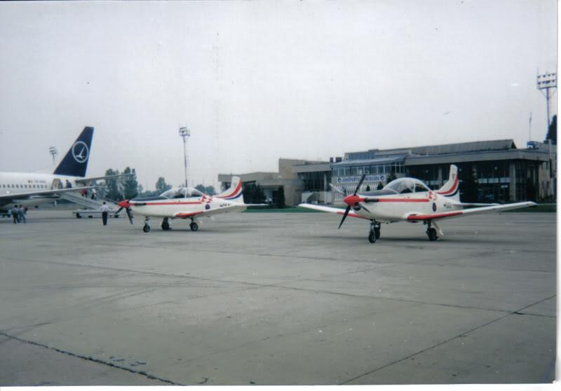 Aeroportul Timisoara (Traian Vuia) - 1990-2007 AeroportulTimisoaramijloculanilor90