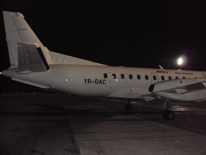 Aeroportul Timisoara (Traian Vuia) - 1990-2007 SaabFairchildSF340AYR-DACDirectAero