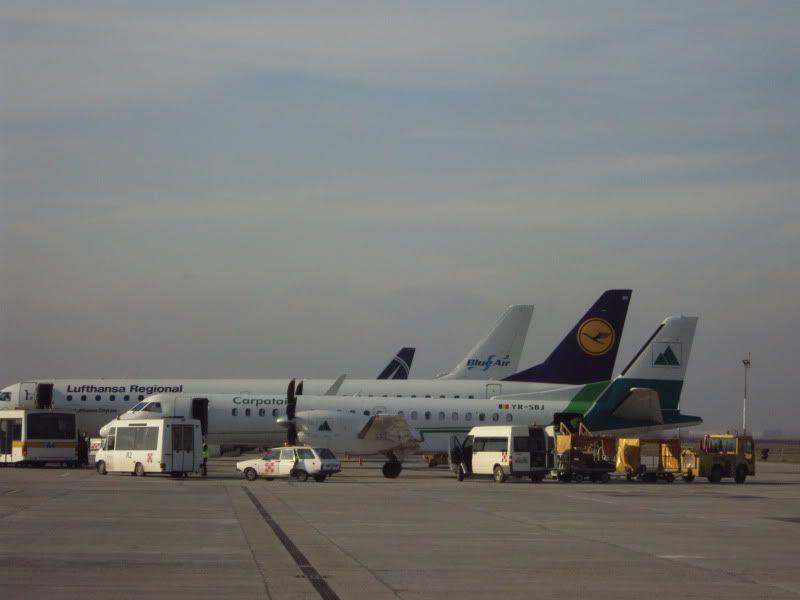 Aeroportul Timisoara (Traian Vuia)  - Ianuarie 2011 KRPDLHJORROT1101181