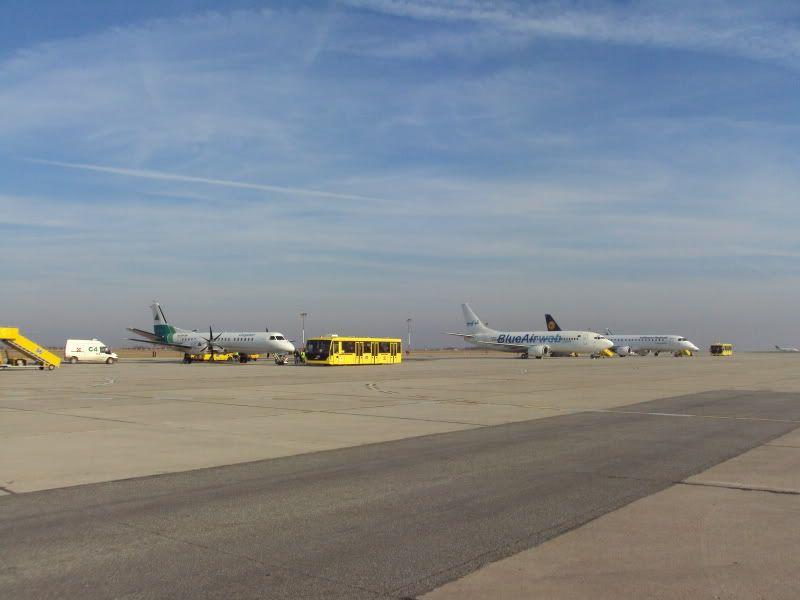 Aeroportul Timisoara (Traian Vuia)  - Ianuarie 2011 KRPJORDLH110118