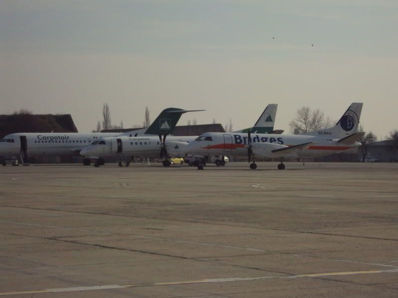 Aeroportul Timisoara (Traian Vuia)  - Ianuarie 2011 KRPSOP110118