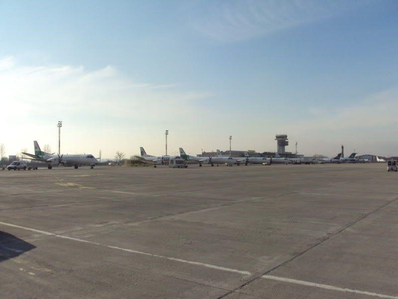 Aeroportul Timisoara (Traian Vuia)  - Ianuarie 2011 KRPSOPROT1101181