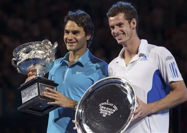 Roger y Andy Murray 021373287