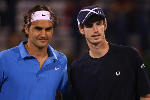 Roger y Andy Murray 021571941