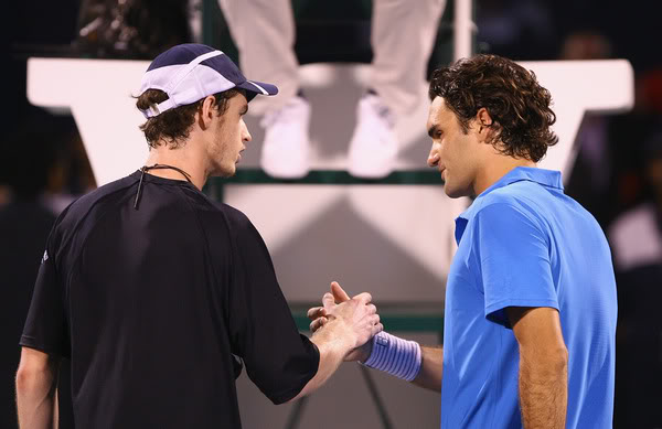 Roger y Andy Murray 021572030