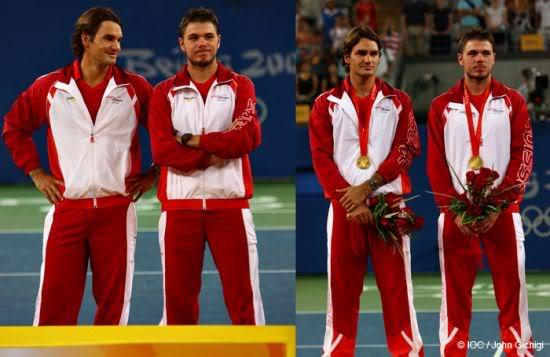 Stanislas Wawrinka y Roger Federer 0D6E1146--IOC-John-Gichigi