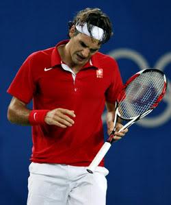 Roger Federer y los JJOO 168044