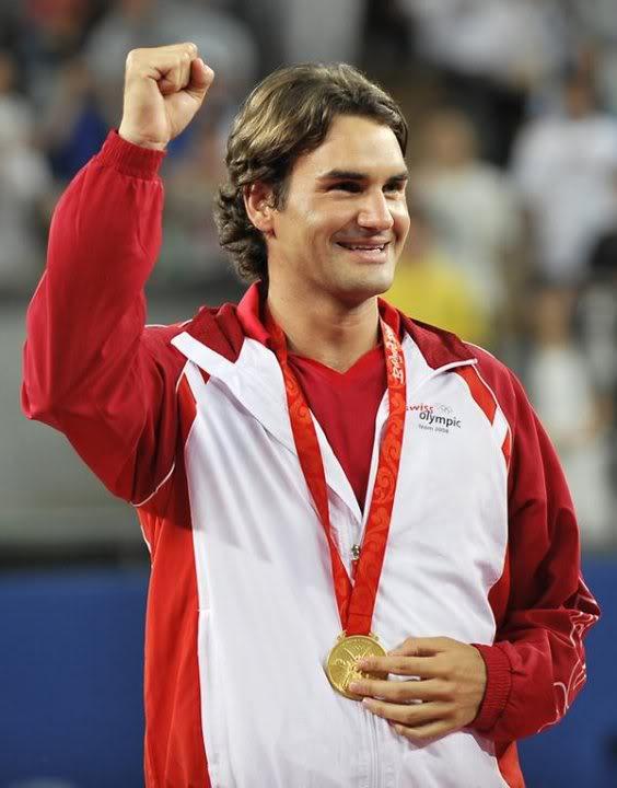 Roger Federer y los JJOO 26285_10150135120400305_811995304_1