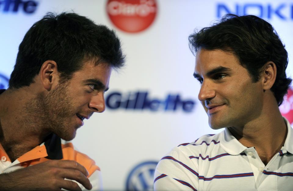 Juan Martín Del Potro vs Roger Federer del 12 al 13 de diciembre de 2012. 182338_483038335073256_1082556985_n