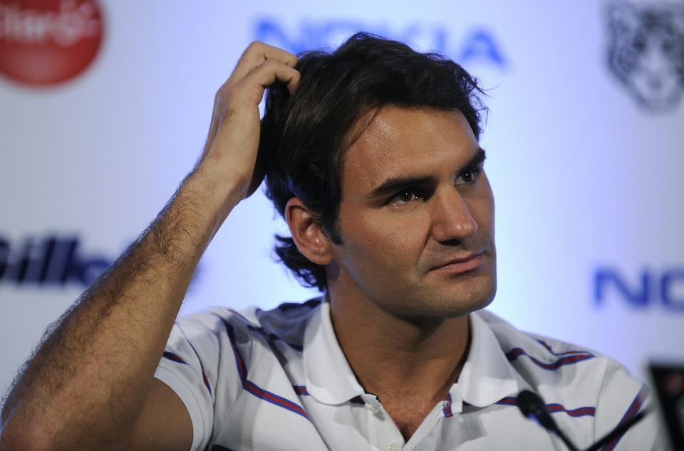 Juan Martín Del Potro vs Roger Federer del 12 al 13 de diciembre de 2012. 222357_483039071739849_1709484518_n