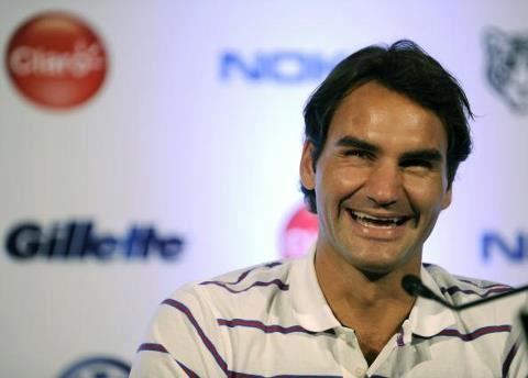 Juan Martín Del Potro vs Roger Federer del 12 al 13 de diciembre de 2012. 252352_483038428406580_820128428_n