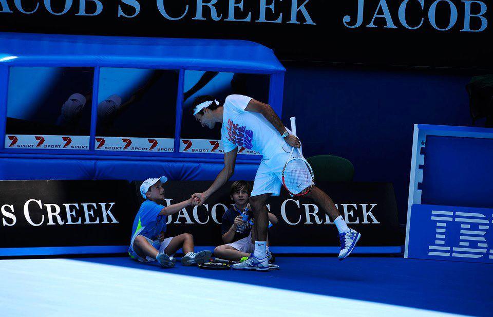 Australia Open del 14 de enero al 27 de enero de 2013 320901_495830670460689_1043679884_n