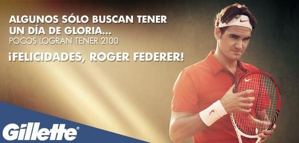 Felicidades Roger por tu semana 300 como nº 1 383397_460326387344451_644845171_n