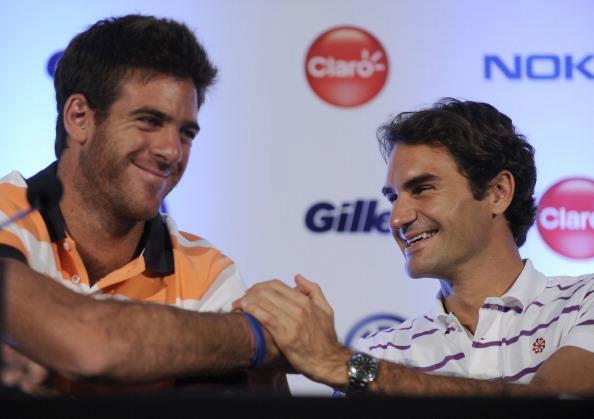 Juan Martín Del Potro vs Roger Federer del 12 al 13 de diciembre de 2012. 392064_483038378406585_1595656655_n