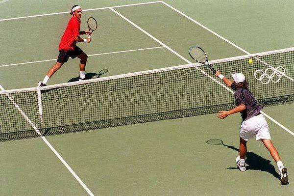 Roger Federer y los JJOO 025722041