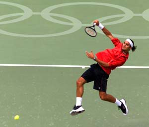 Roger Federer y los JJOO 025722044