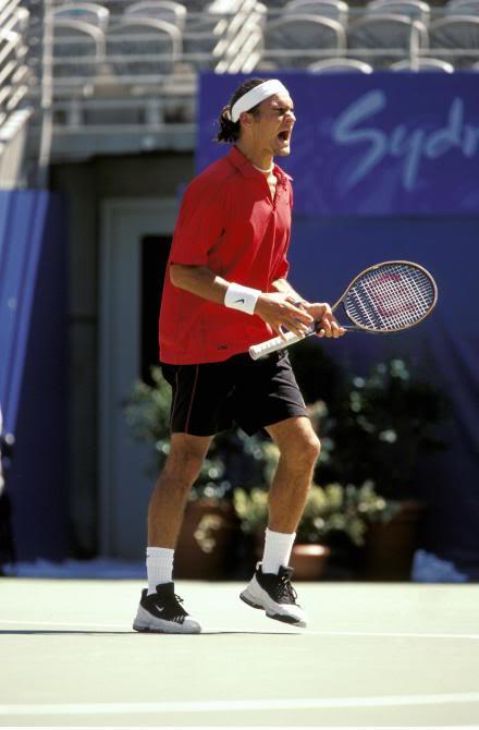 Roger Federer y los JJOO 025722047