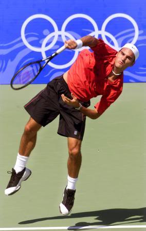 Roger Federer y los JJOO 025722050