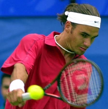 Roger Federer y los JJOO 025722051
