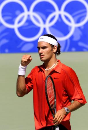 Roger Federer y los JJOO 025722052