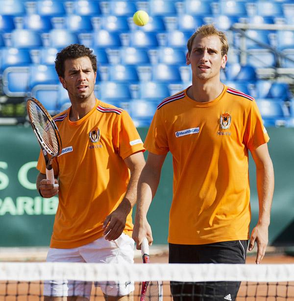 Play off grupo mundial: Holanda Vs Suiza del 14 al 16 de Septiembre de 2012. 128745