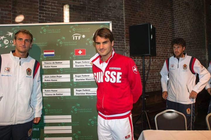 Play off grupo mundial: Holanda Vs Suiza del 14 al 16 de Septiembre de 2012. 227897_447505041959919_668698498_n