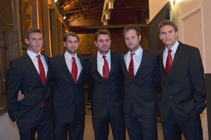 Play off grupo mundial: Holanda Vs Suiza del 14 al 16 de Septiembre de 2012. 271001_419294251451126_339626391_n