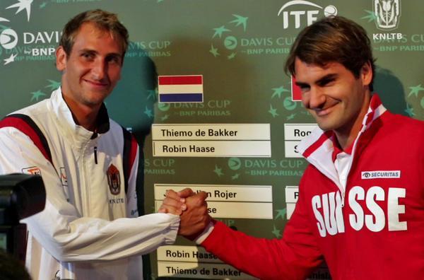 Play off grupo mundial: Holanda Vs Suiza del 14 al 16 de Septiembre de 2012. 423904_447456931964730_90741047_n