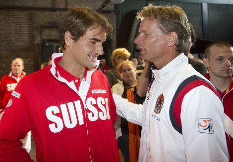 Play off grupo mundial: Holanda Vs Suiza del 14 al 16 de Septiembre de 2012. 423904_447456938631396_1666705206_n