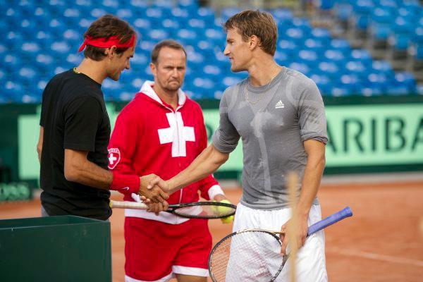 Play off grupo mundial: Holanda Vs Suiza del 14 al 16 de Septiembre de 2012. 485853_447516695292087_690412537_n