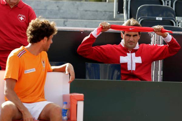 Play off grupo mundial: Holanda Vs Suiza del 14 al 16 de Septiembre de 2012. 487468_447241278652962_766162076_n