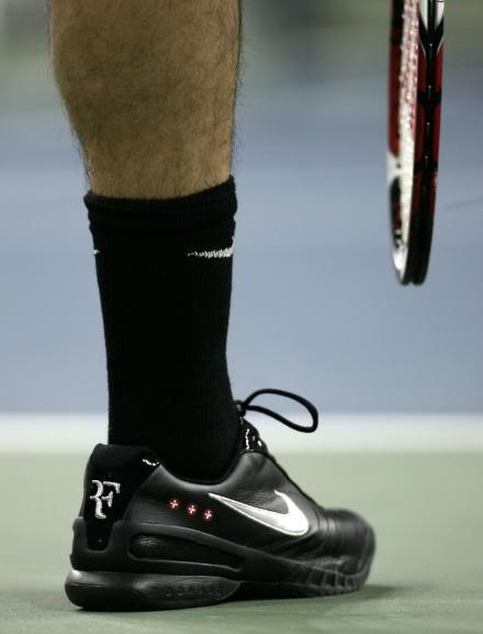 Los pies de Roger. Roger730