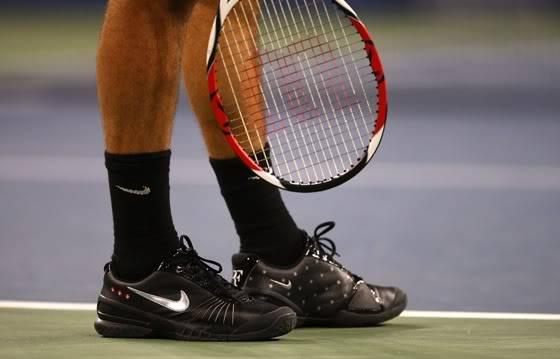 Los pies de Roger. Roger731