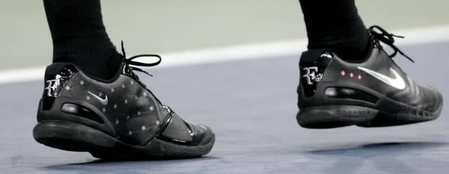 Los pies de Roger. Roger733