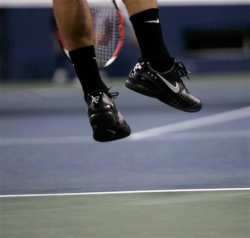 Los pies de Roger. Roger734