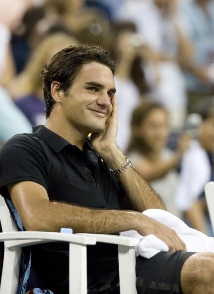 Votemos:¿Cual es la foto más sexy de Roger? - Página 3 Roger742