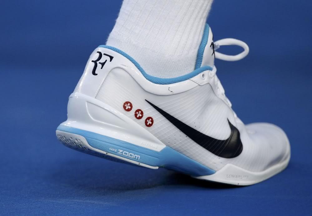Los pies de Roger. Ausopen100129sfmisc02