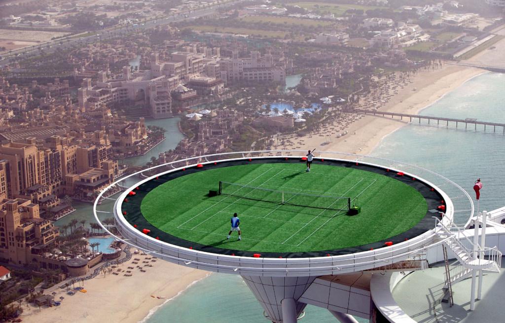 ATP 500, Dubai del 27 de Febrero al 3 de Marzo de 2012. Burj-al-arab-20