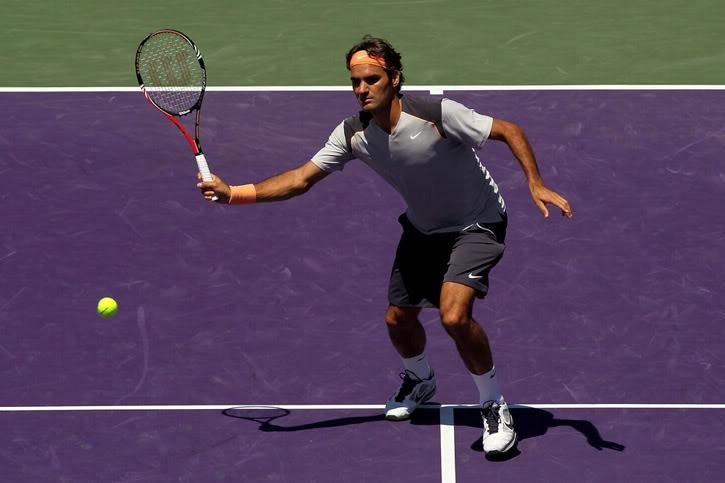 Masters 1000 Miami Sony Ericsson Open 2011, del 22 de marzo al 4 de Abril Federer-miami-4