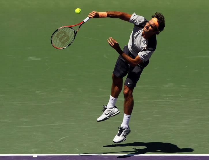 Masters 1000 Miami Sony Ericsson Open 2011, del 22 de marzo al 4 de Abril Federer-miami-7