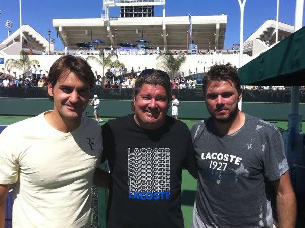 Stanislas Wawrinka y Roger Federer - Página 3 Indywells110310practice04