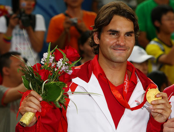 Roger Federer y los JJOO 021632459