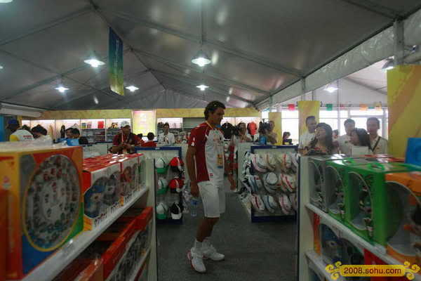 Roger Federer y los JJOO 021632495