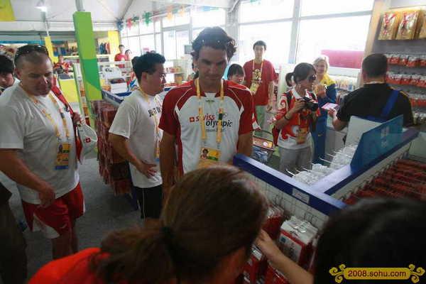 Roger Federer y los JJOO 021632497