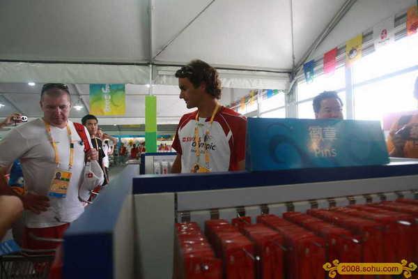 Roger Federer y los JJOO 021632498
