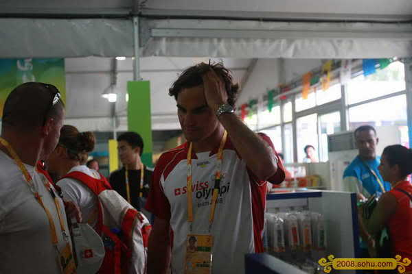 Roger Federer y los JJOO 021632499