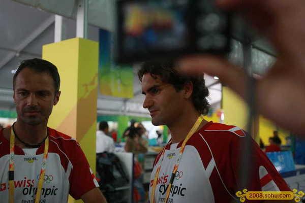 Roger Federer y los JJOO 021632504