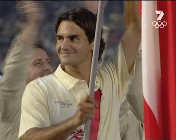 Roger Federer y los JJOO 021632578