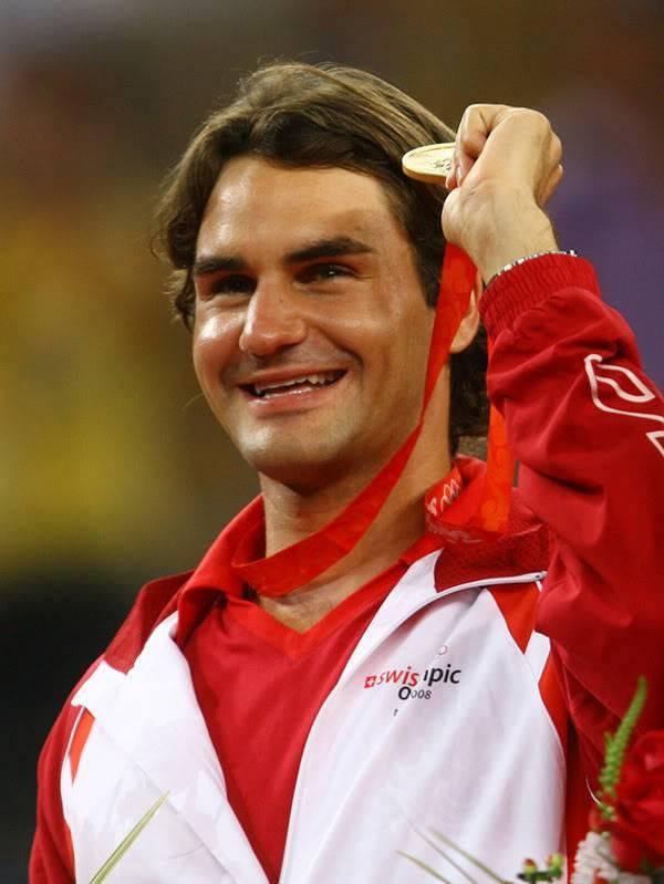 Roger Federer y los JJOO 021632765